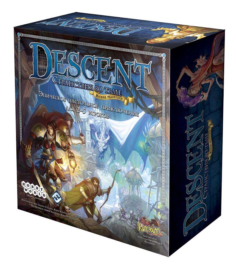 Descent: Странствия во тьме (вторая редакция) / Descent